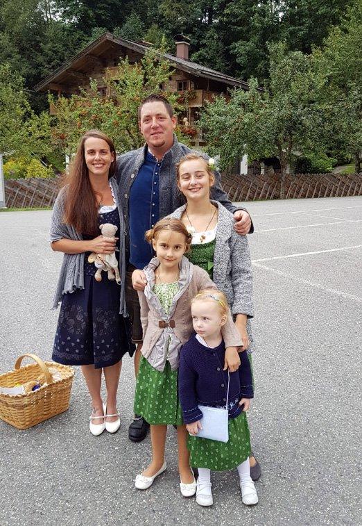Familie Riedlsperger